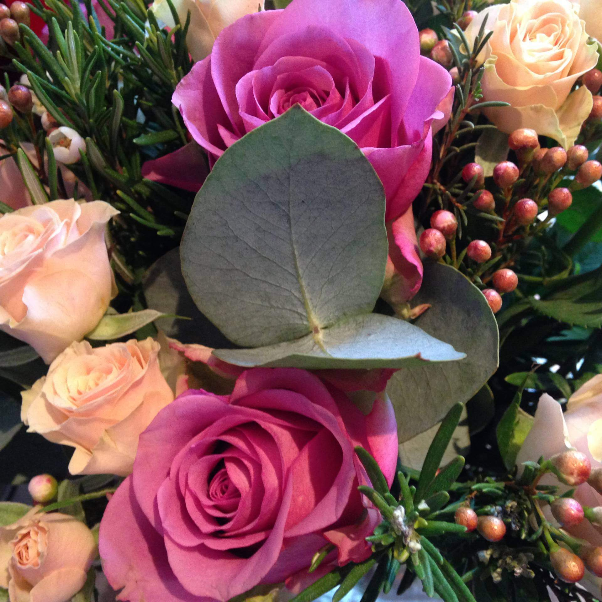 Beautiful Mother's Day flowers from The Flower Studio, Buckinghamshire
