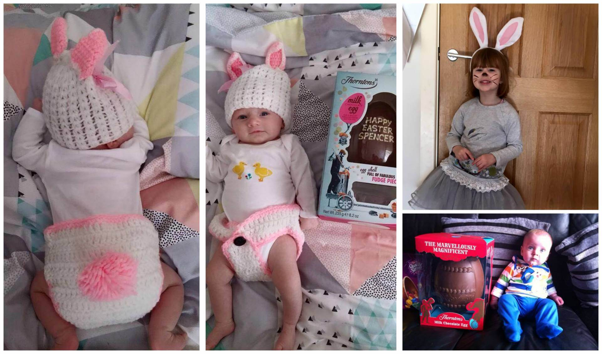 Bloggers photos - easter gifts for baby