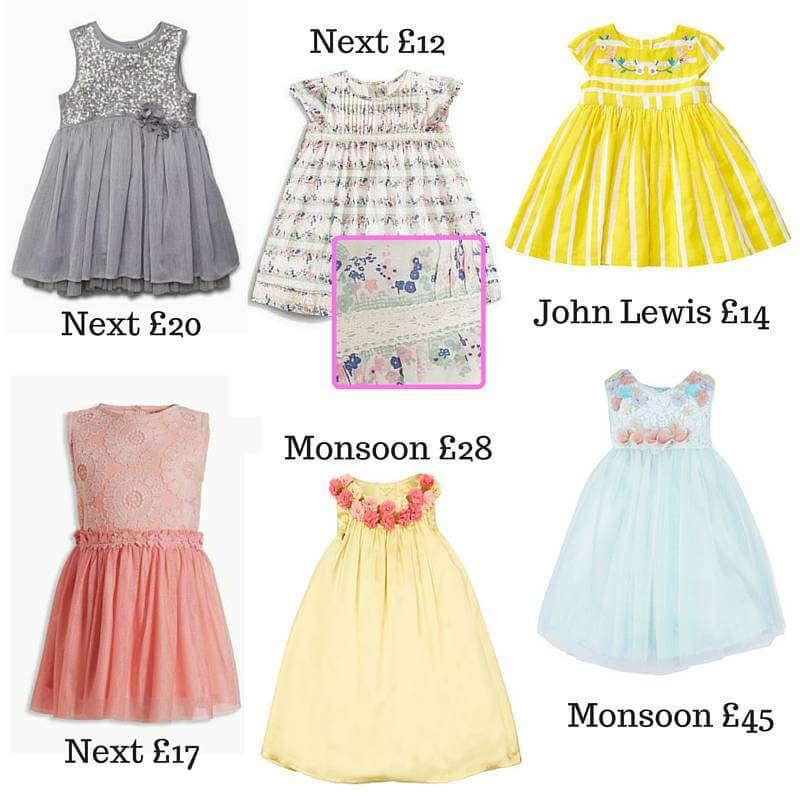 Baby Girl First Birthday Party Outfits