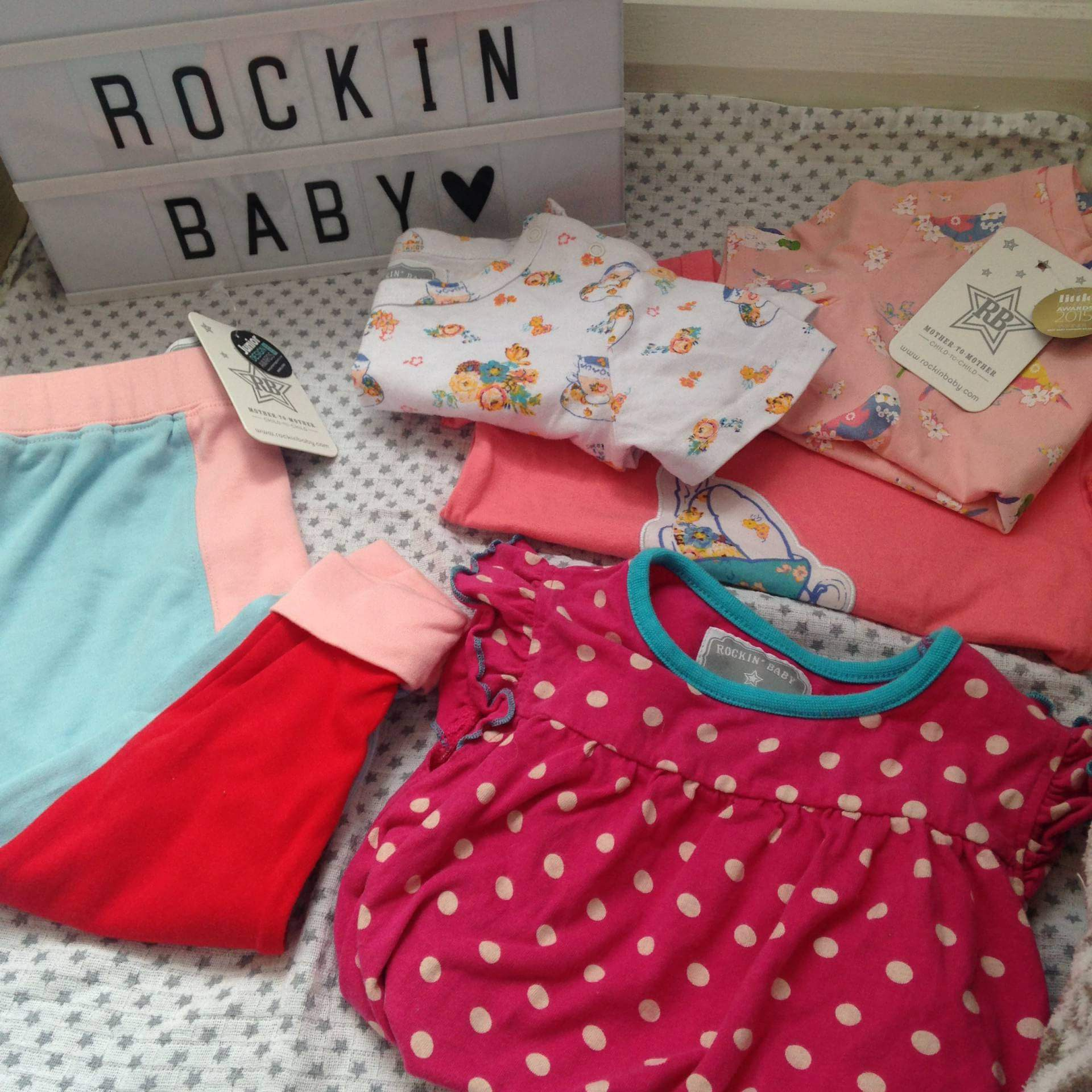 Babystyle — Rockin' Baby Summer Preview