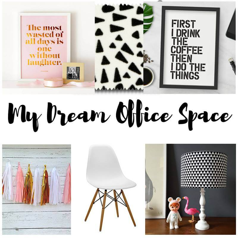 A Bloggers Dream Office Space