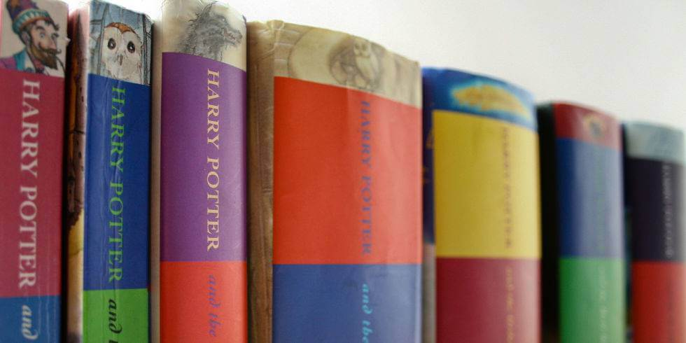 bookish bloggers harry potter two