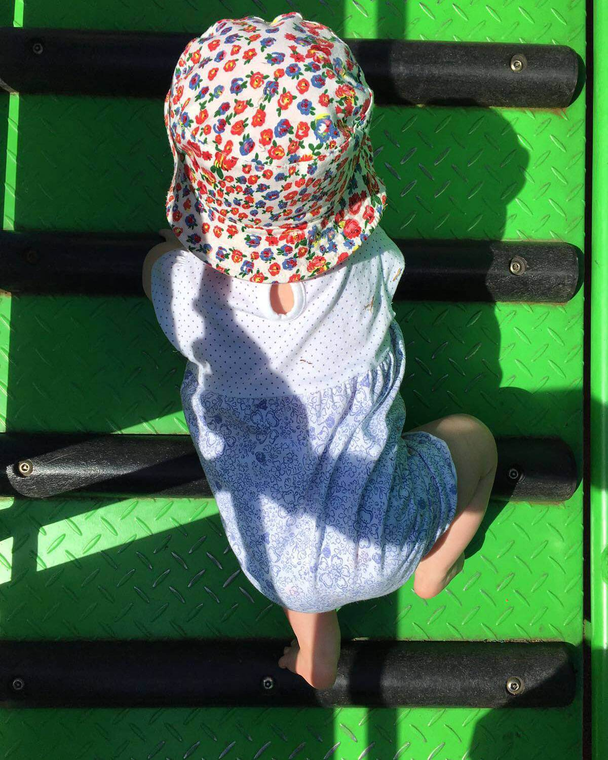 #Parklife – Keeping Toddlers Active
