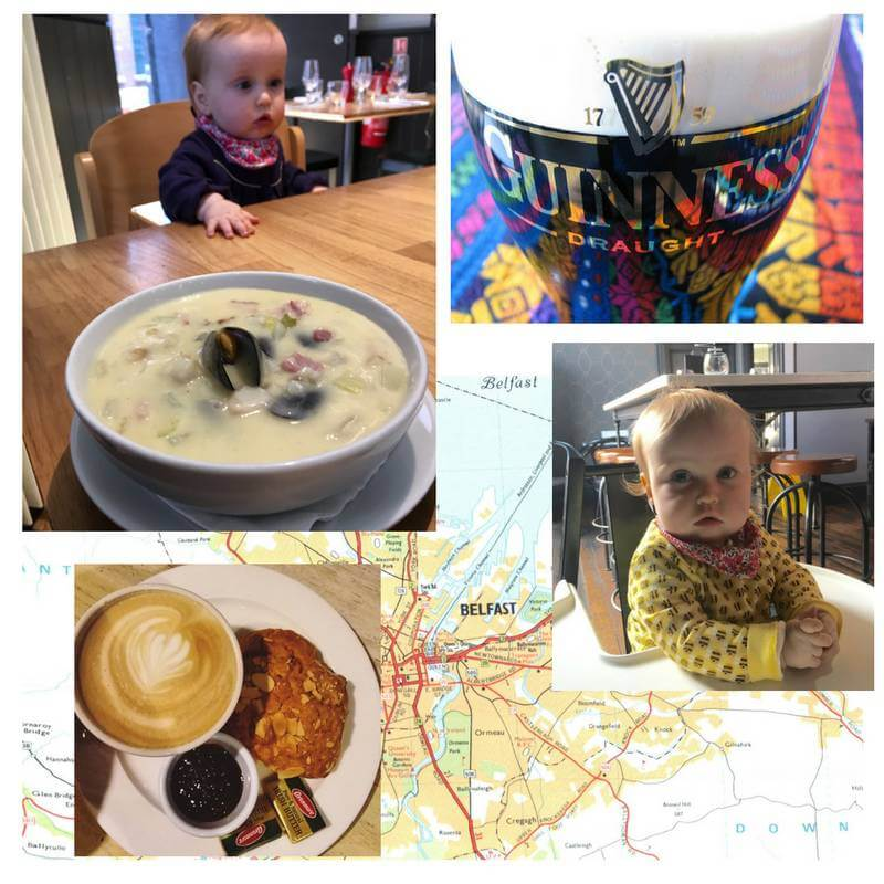 4 Unexpectedly Great Places for Families to Eat in Belfast