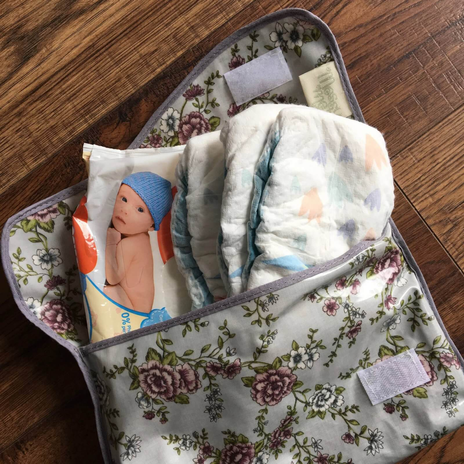 Nappy Clutch by Messy Me – Review
