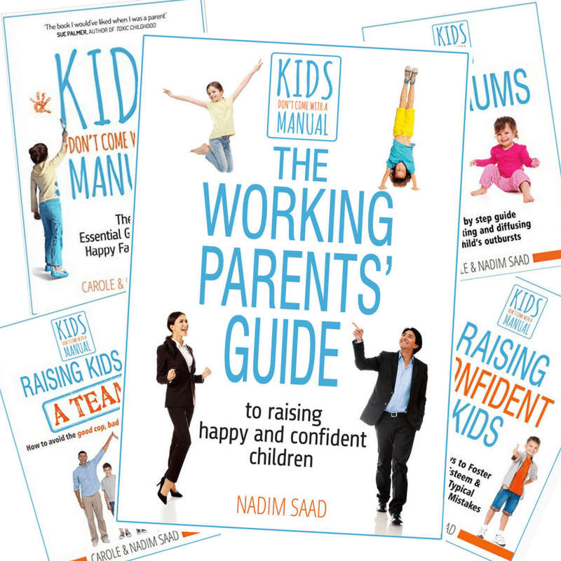 Book Launch – The Working Parents' Guide to Raising Happy and Confident Children
