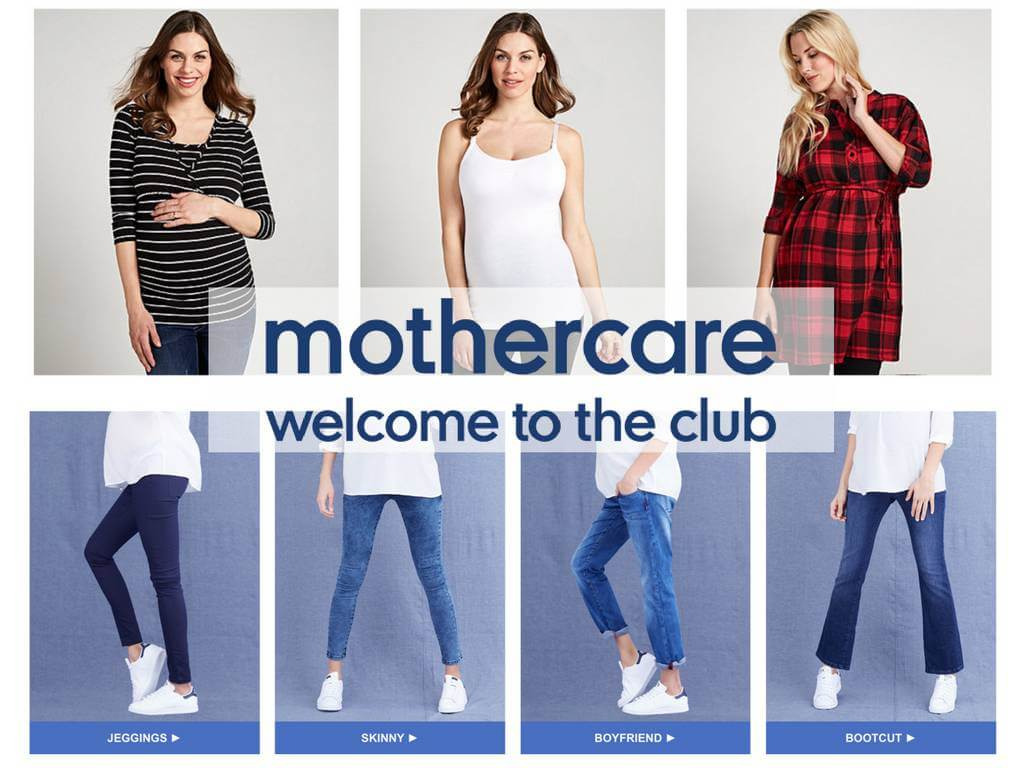 Mothercare Dress My Bump Competition – #MCDressMyBump