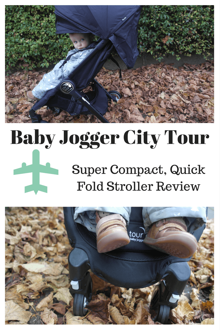 Baby Jogger City Tour Review Super Compact Stroller Review