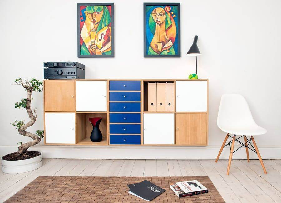 instagram home sideboard