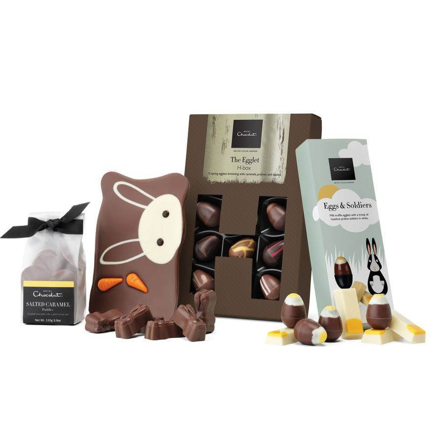 Guilty Pleasures – Win A Hotel Chocolat Easter Hamper