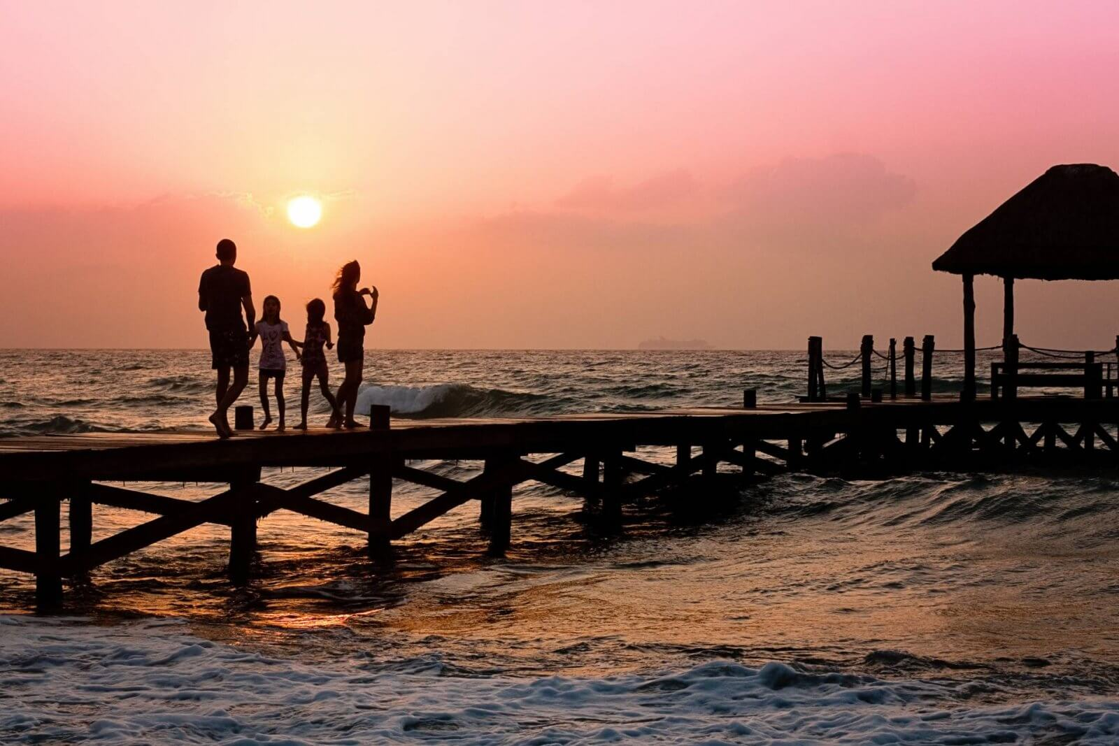 Take the Stress Out of Family Holidays