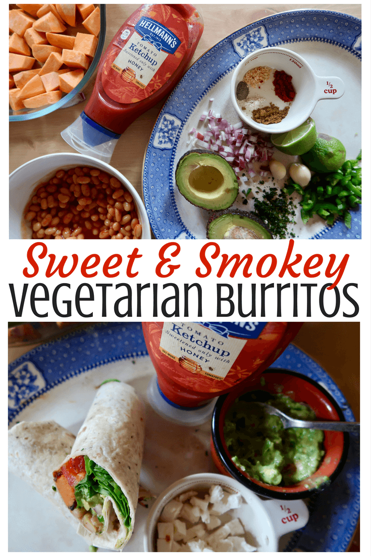 These burritos are perfectly balanced to give the right combination of fire and sweetness with an earthy quality that the whole family can enjoy.
