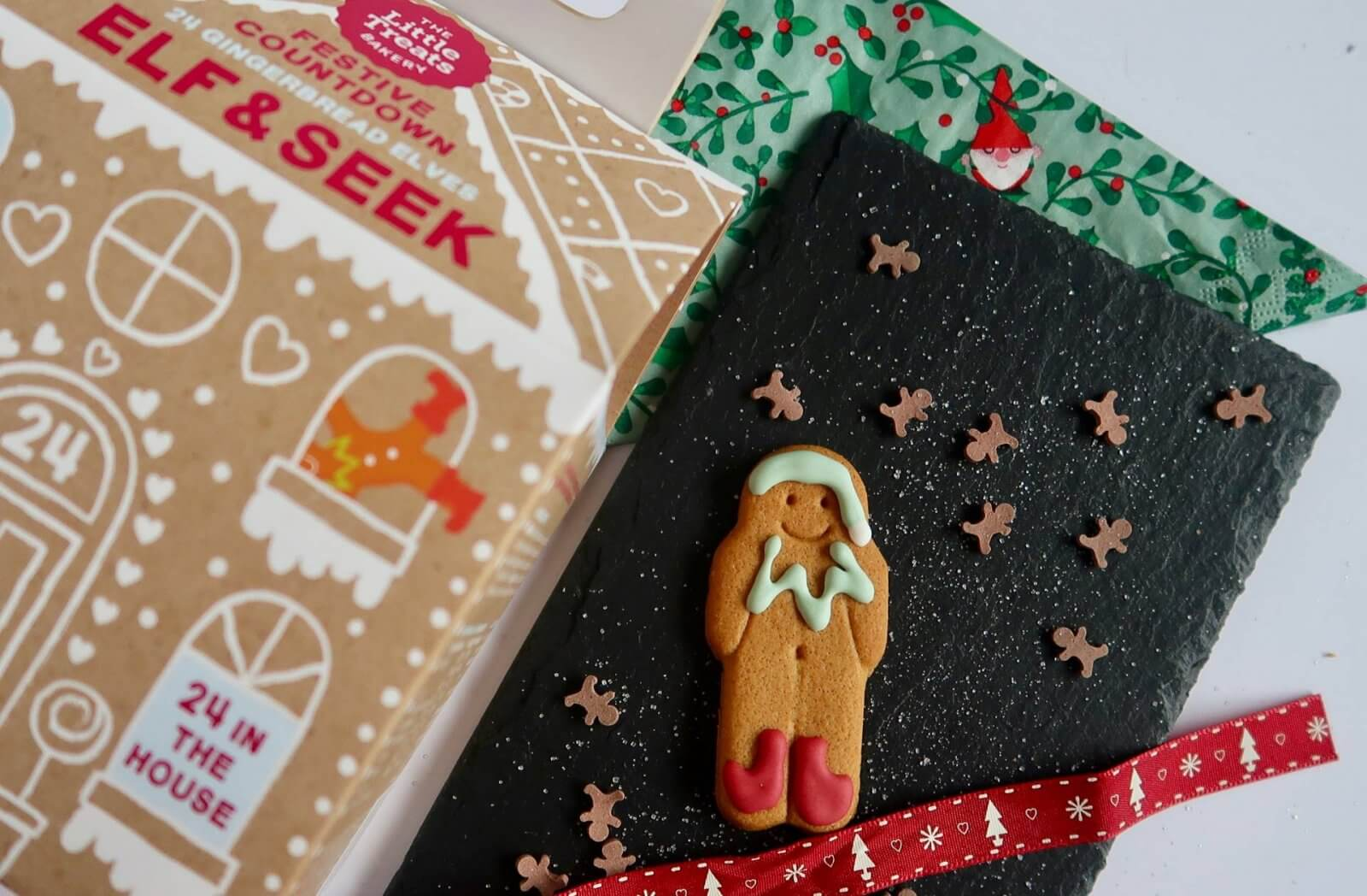 Elf and Seek Christmas Countdown Review