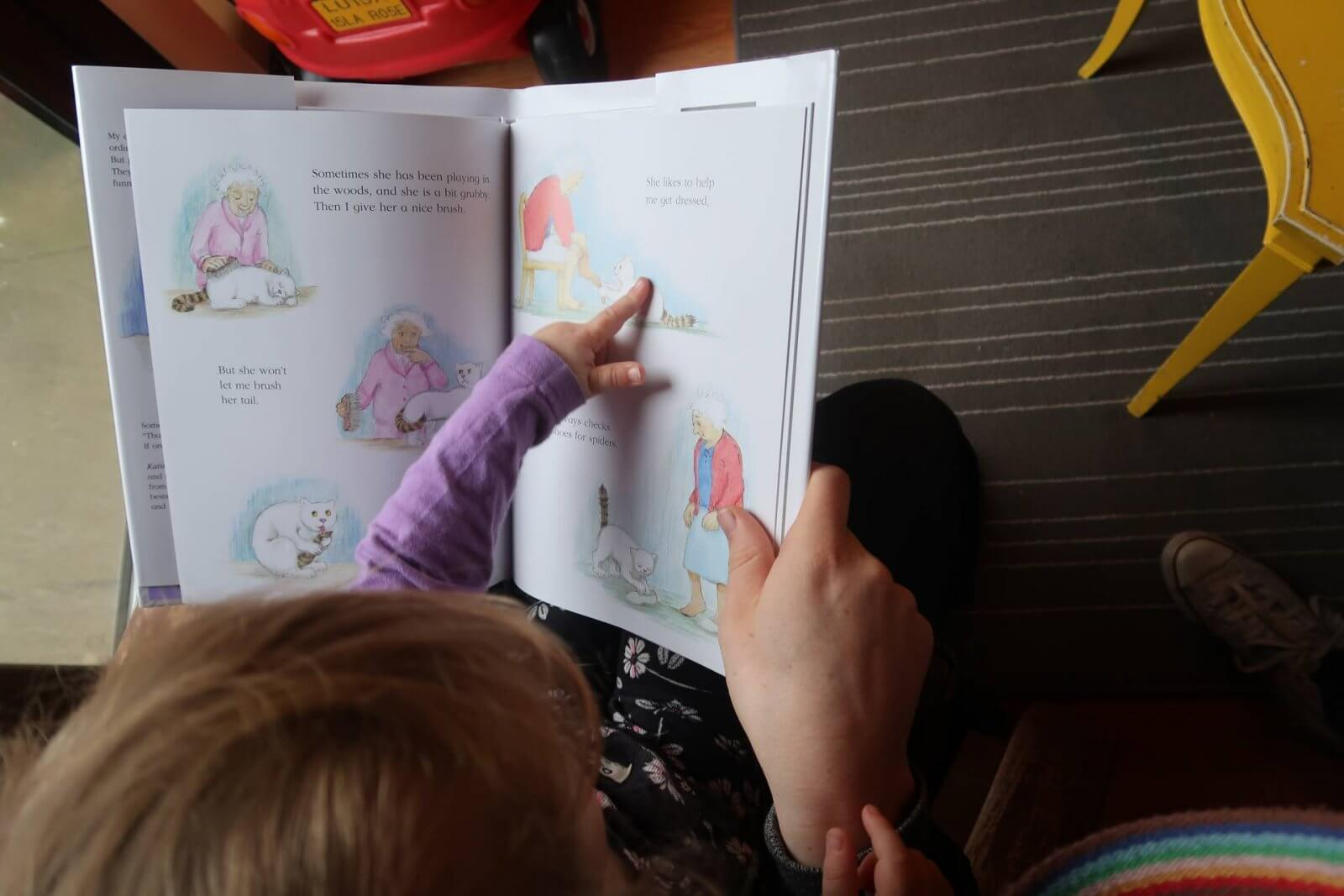 katinka's tail judith kerr review giveaway