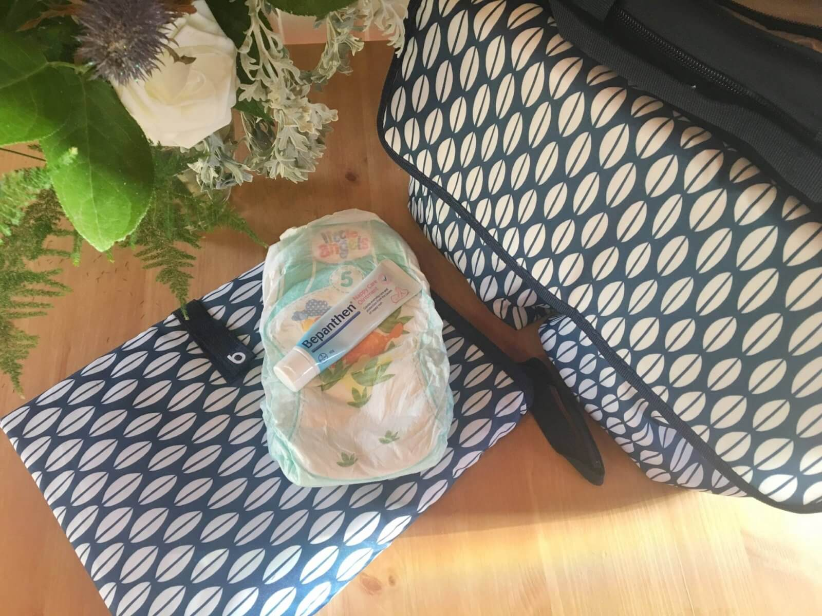 What's In My Changing Bag? // Toddler Edition – Bounty Boutique Review