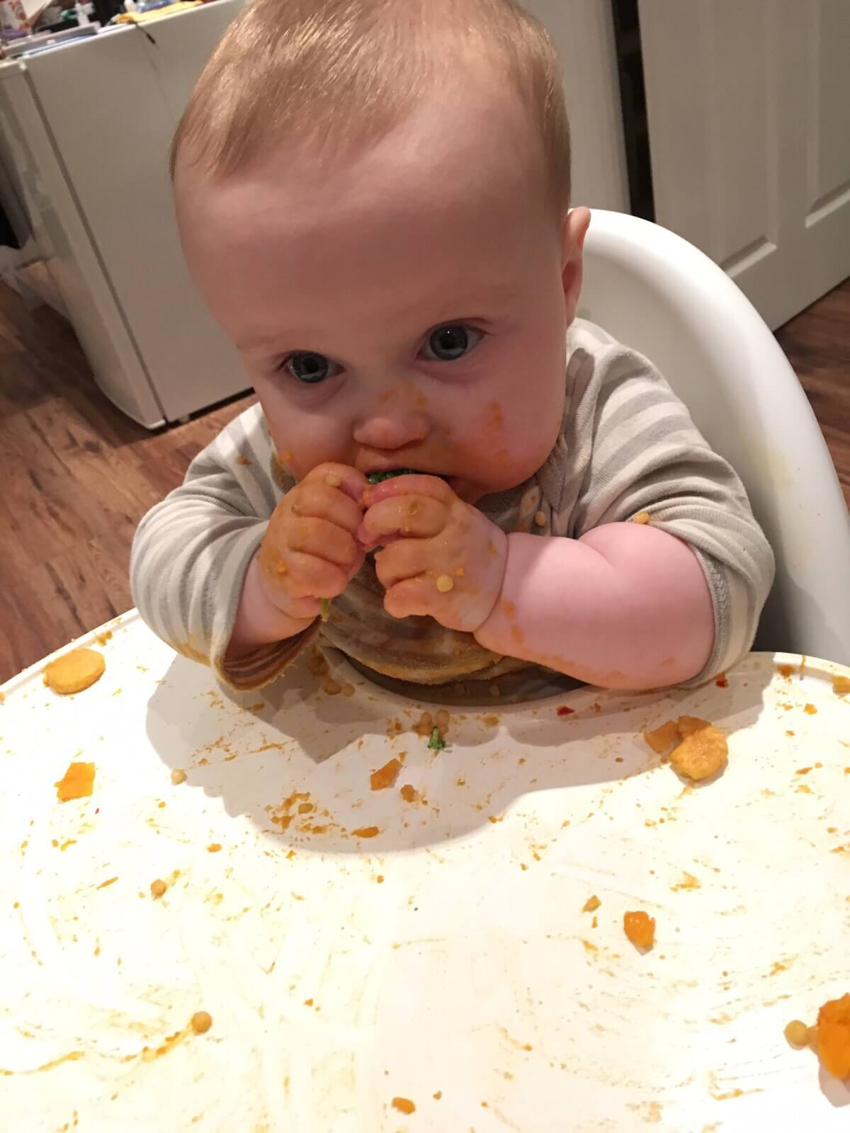 favourite weaning products - highchair2