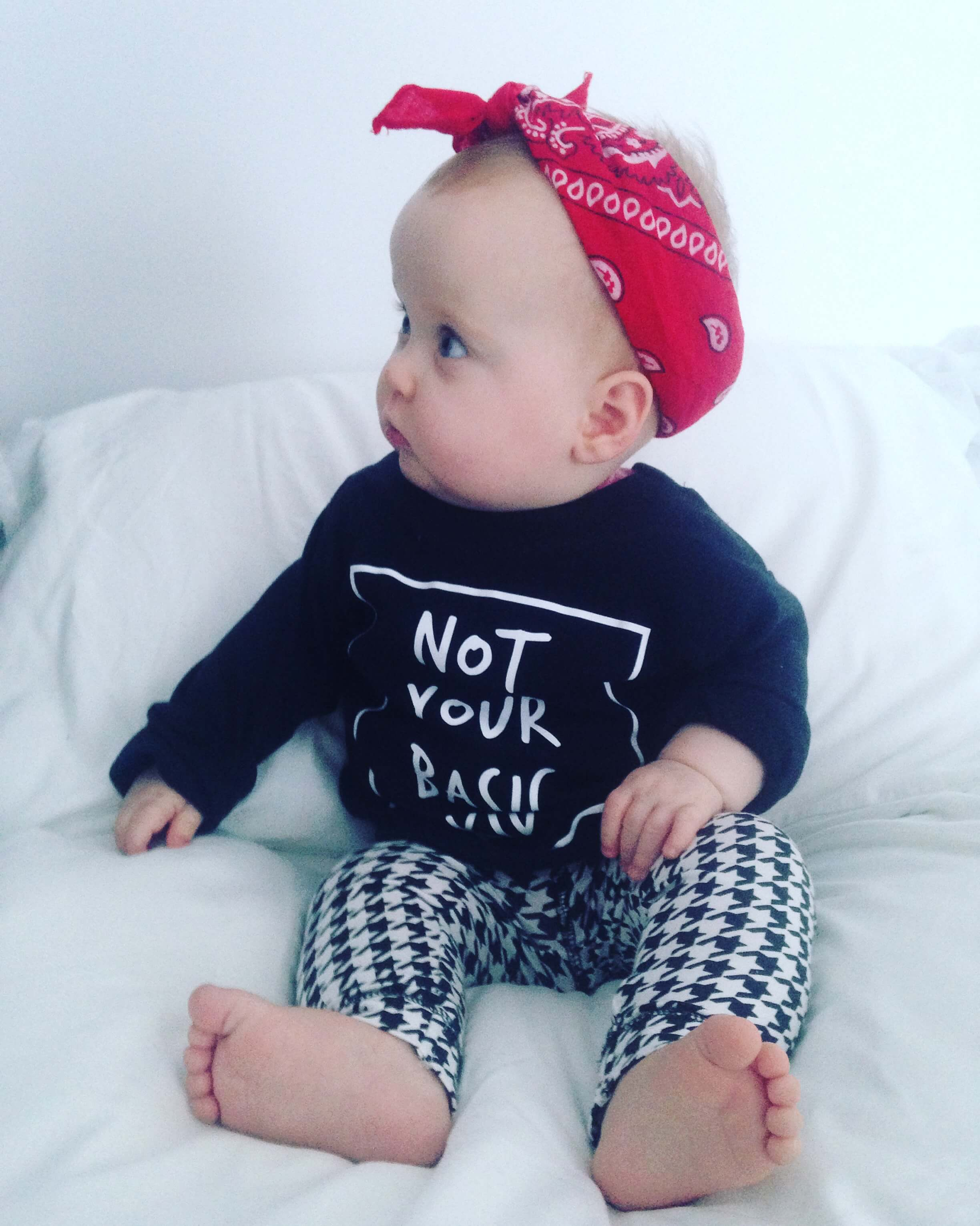 luisa 8 month update style
