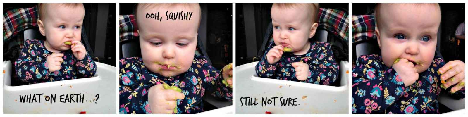 baby weaning avocado first