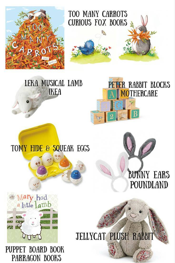 Easter gifts for baby hi baby easter gifts for baby negle Image collections