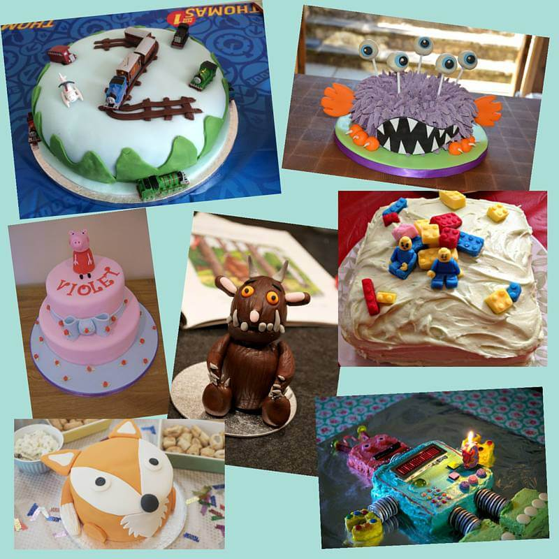 making babies birthday cake blogger examples 1