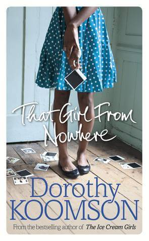 that girl from nowhere cover bookish bloggers