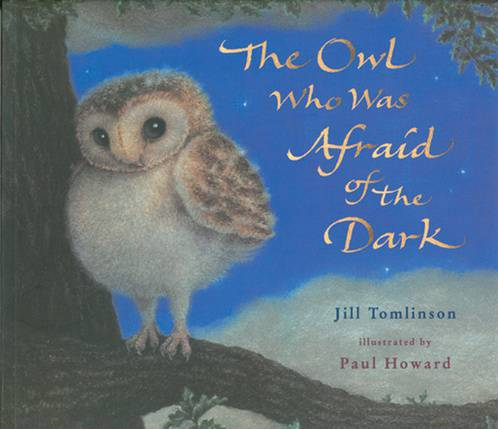 the owl who was afraid of the dark bookish bloggers