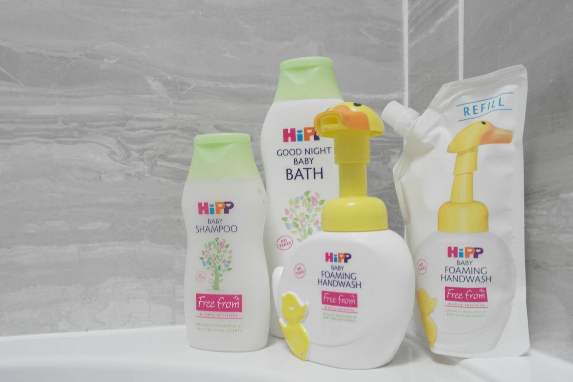 HiPP Organic Free From Baby Care