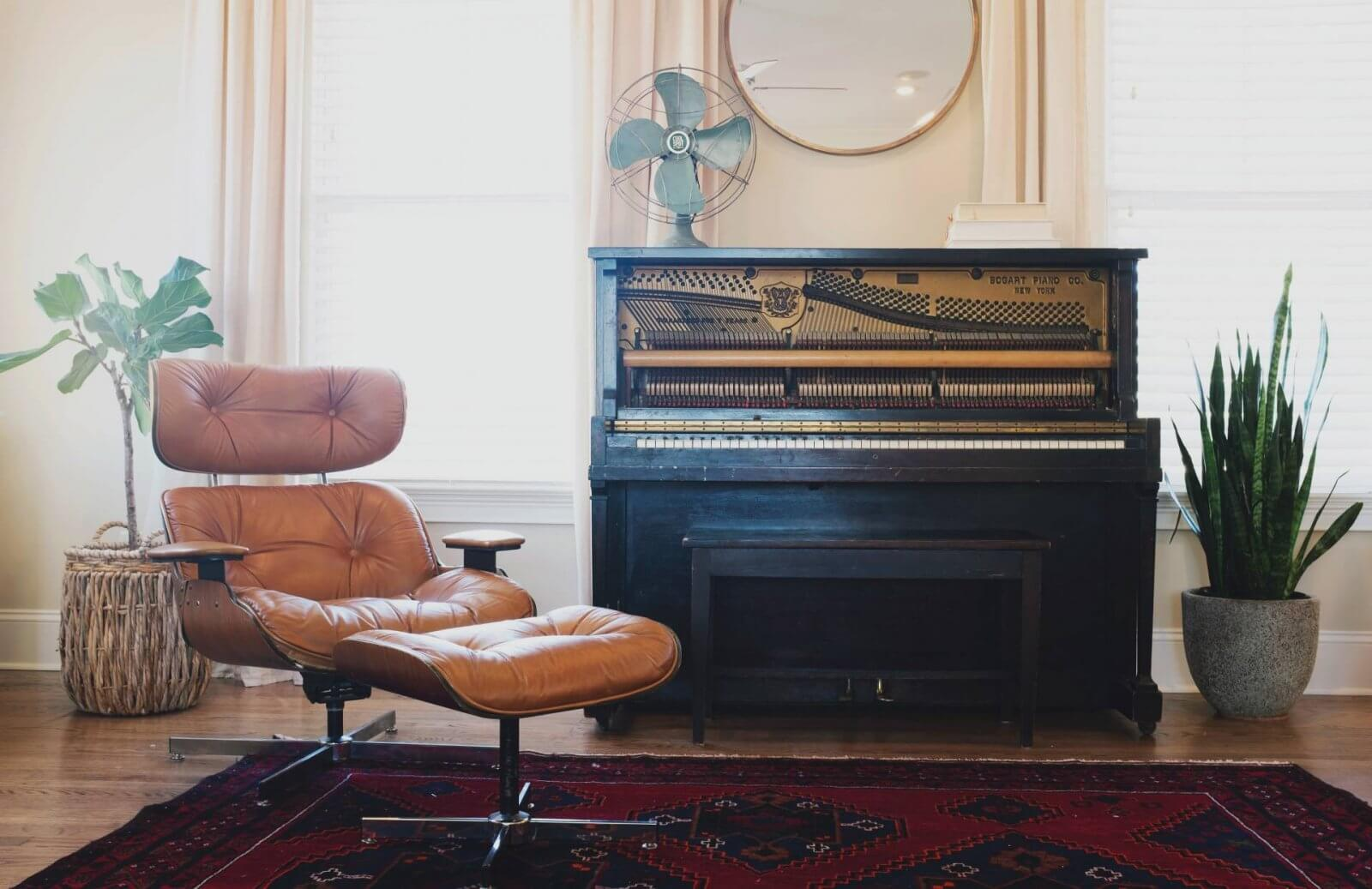 instagram home piano