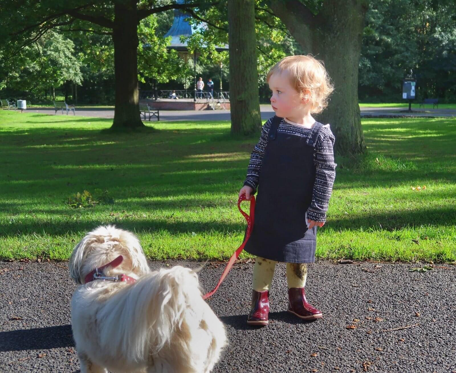 bobux review plum gloss boots toddler park dog
