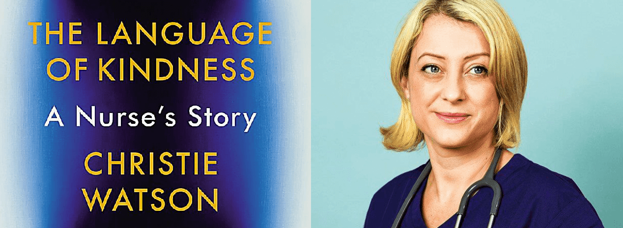 The Language of Kindness Christie Watson book review